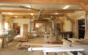 Roland's Joinery Shop